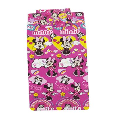 COMPLETO LETTO 1PZ MINNIE  WALT DISNEY 016008