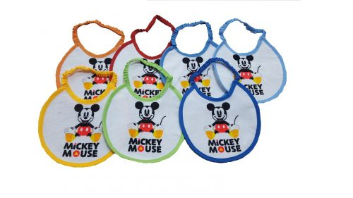 SET PZ.7 BAVETTE MICKEY WALT DISNEY 1202W